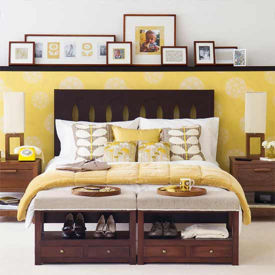 Wonderful Bedrooms From Ideal Home