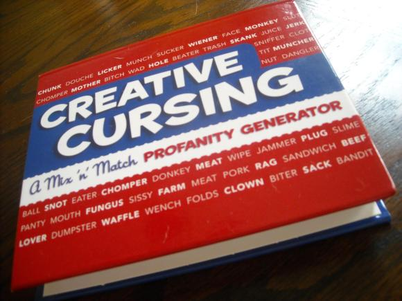 Creative Cursing book