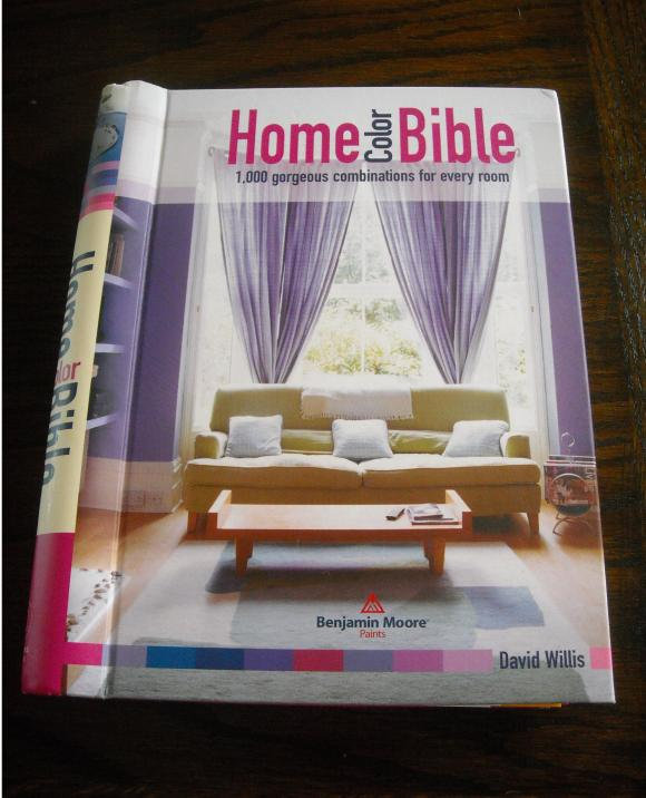 Benjamin Moore Home Color Bible