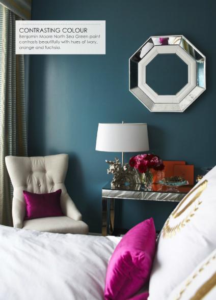 Kind Of Blue Bedrooms