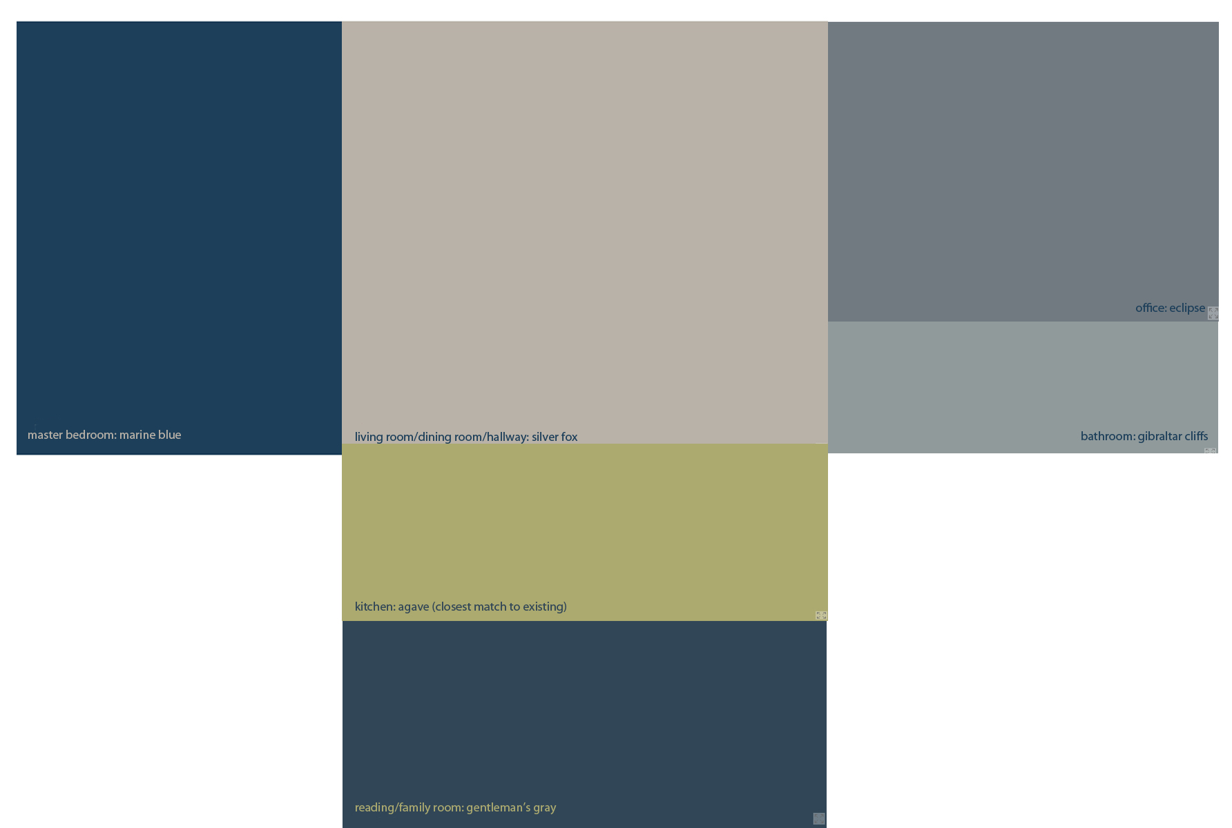 Color for Paint color palette